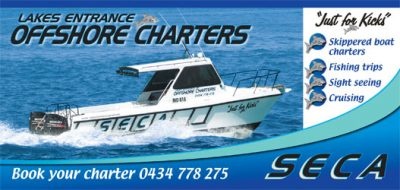 Lakes Entrance Offshore Charters